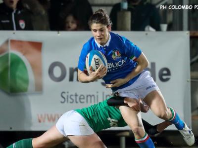 Irlanda-Italia oggi: orario, tv, programma, streaming Sei Nazioni rugby femminile