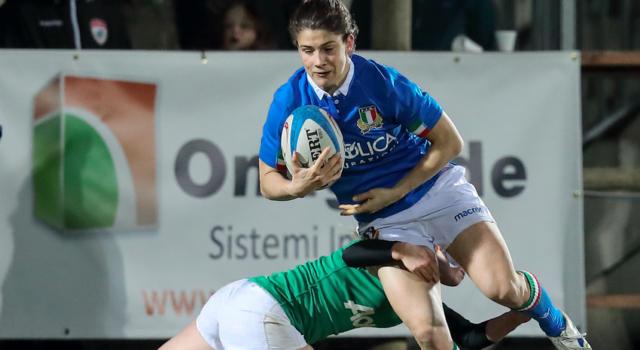 Rugby femminile, Qualificazioni Coppa del Mondo 2022: Spagna-Irlanda 8-7. Italia solitaria in vetta