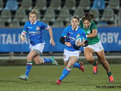 Rugby femminile, Sei Nazioni 2021: Italia-Irlanda si giocherà a Dublino! Le formazioni della sfida