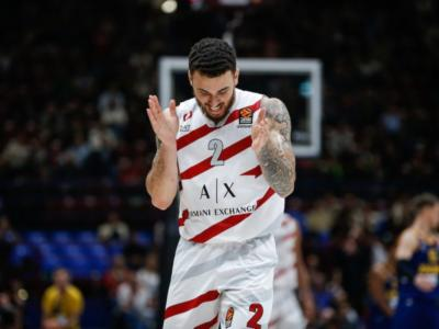 Basket, Eurolega 2019: tutto in una sera. L'Olimpia Milano si gioca i playoff ad Istanbul