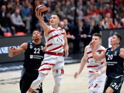 Basket, Eurolega 2019: Milano ospita il Darussafaka con il ritorno in campo di Nemanja Nedovic