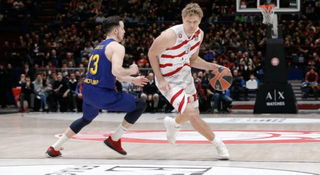 Basket, Eurolega 2019: Olimpia Milano-Darussafaka Istanbul. Programma, orario e tv