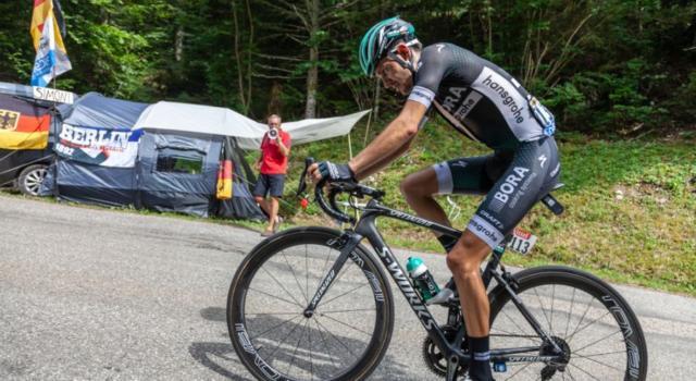Tour de France 2020, la Bora-Hansgrohe conferma gli infortunati Schachmann e Buchmann. Al via anche Sagan e Oss