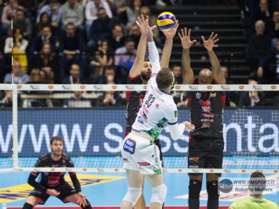 LIVE Trento-Galatasaray Istanbul volley, Finale Cev Cup 2019 in DIRETTA: 3-0, passeggiata dei dolomitici