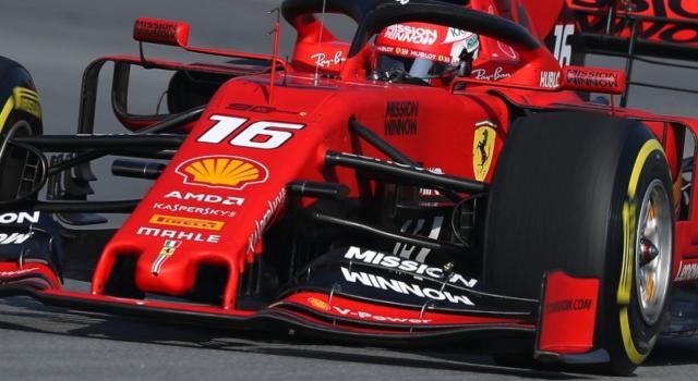 VIDEO Team radio Ferrari, Leclerc costretto a far passare Vettel nel GP di Cina