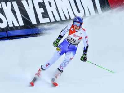 Sci alpino, startlist e pettorali di partenza Slalom femmimile Killington 2019: programma, orari e tv