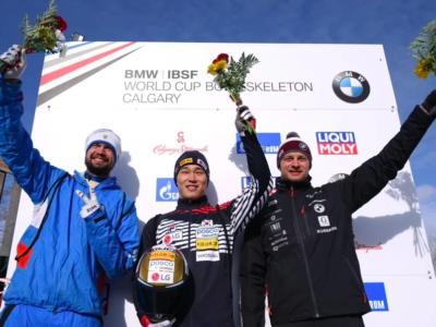 Skeleton, Coppa del Mondo Calgary 2019: gara a Yun Sungbin, trionfo per Tretiakov
