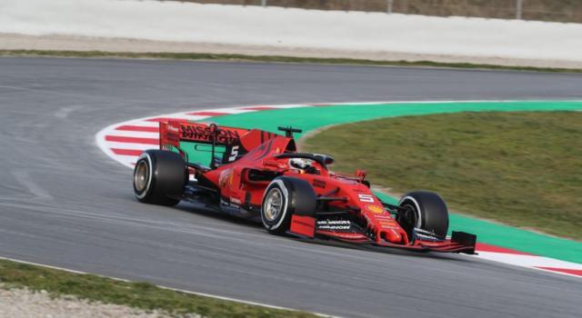 VIDEO Vettel-Verstappen, sorpasso e controsorpasso! Che duello per il terzo posto!