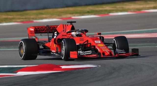 "VIDEO Sebastian Vettel F1, GP Cina 2019: ""Non potevo battere le Mercedes, vedremo domani in gara"""