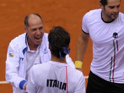 """Corrado Barazzutti: """"Non mi piace la nuova Coppa Davis, l'Italia punta al massimo. Sinner il più forte under 18 al mondo"""""""