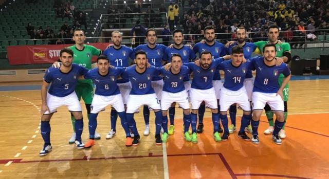 Calcio a 5: Italia-Croazia 1-1, De Oliveira regala il pareggio agli azzurri nella seconda amichevole a Maser