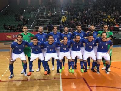 Calcio a 5, Qualificazioni Mondiali 2020: Italia-Finlandia, gli azzurri di Musti devono vincere per puntare al primato del girone