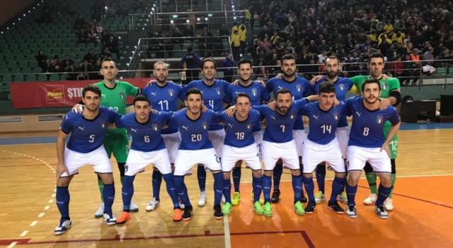 Calcio a 5, Qualificazioni Mondiali 2020: l'Italia vola all'Elite Round, andamento crescente ad Eboli