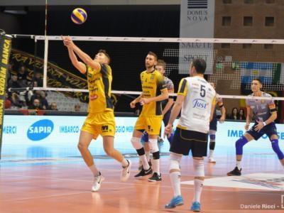 Volley, i migliori italiani della 20ma giornata di Superlega. Sbertoli e Spirito: linea verde in regia nel festival dei centrali