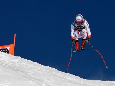 Sci alpino, Mauro Caviezel si è rotto il tendine d'Achille. Lo svizzero rischia di saltare la stagione