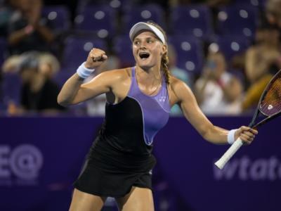 Tennis, WTA Hua Hin 2019: Dayana Yastremska supera in finale Alja Tomljanovic e si impone in Thailandia