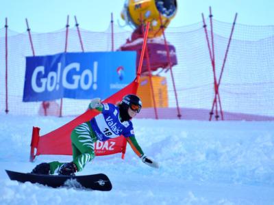 Snowboard, Selina Joerg si laurea nuovamente campionessa del Mondo nel PGS a Rogla