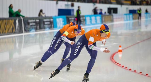 Speed skating, Mondiali 2019: Italia quarta nella team sprint femminile con un po' di rammarico. Vittoria dell'Olanda