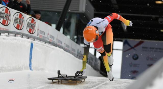 Skeleton, Coppa del Mondo Konigssee 2020: Tina Hermann vince in casa davanti a Jacqueline Loelling che allunga in classifica