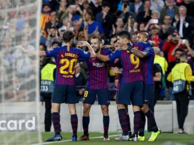 LIVE Barcellona-Lione 5-1 in DIRETTA: i catalani dominano, si spaventano poi dilagano e volano ai quarti