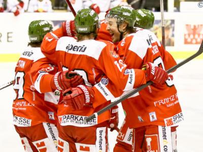 Hockey ghiaccio, ICE League 2021: Bolzano apre il suo anno passando agli shoot-out a Salisburgo