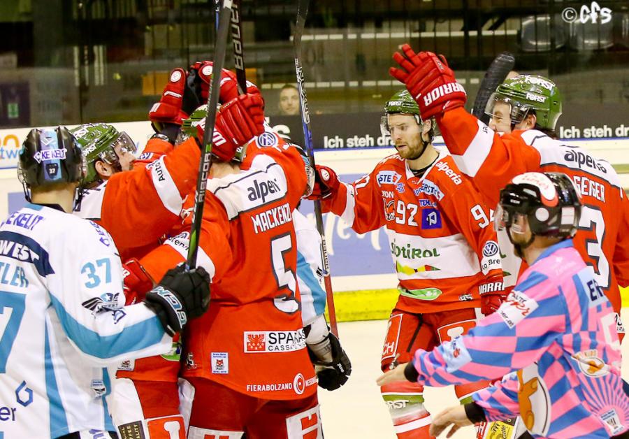 Hockey ghiaccio, azzurri in raduno a Bolzano in vista dei Mondiali