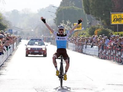Ciclismo, 53^ Piccola Sanremo: dominio francese, ma l'Italia c'è con Tarozzi
