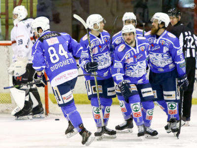 Hockey ghiaccio, Alps League 2021: Cortina passa in casa di Bregenzerwald con una bella rimonta