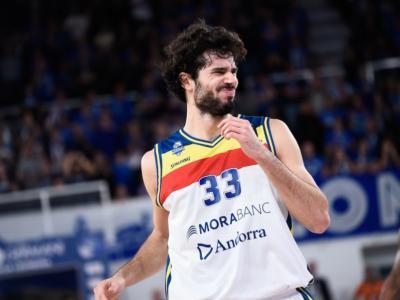 Basket, EuroCup 2019: Valencia e Alba Berlino si portano in vantaggio nelle semifinali, si arrende Andorra con Vitali