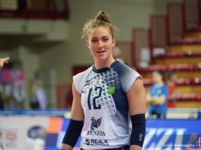 Volley femminile, le migliori italiane della 23^ giornata di Serie A1. Perinelli e Angelina protagoniste, certezze Sylla e Ortolani