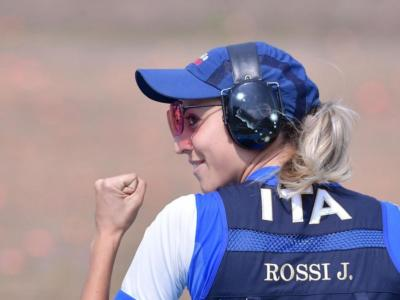 L'Italia è grande: Jessica Rossi, l'infallibile. L'oro da fenomeno nel trap a Londra 2012