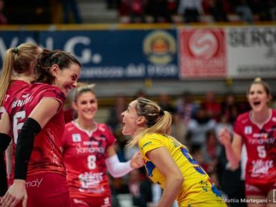 """Volley, Giulia Leonardi: """"Cercare di essere d'esempio è nel mio carattere, la finale di CEV Cup mi dà una carica incredibile"""""""