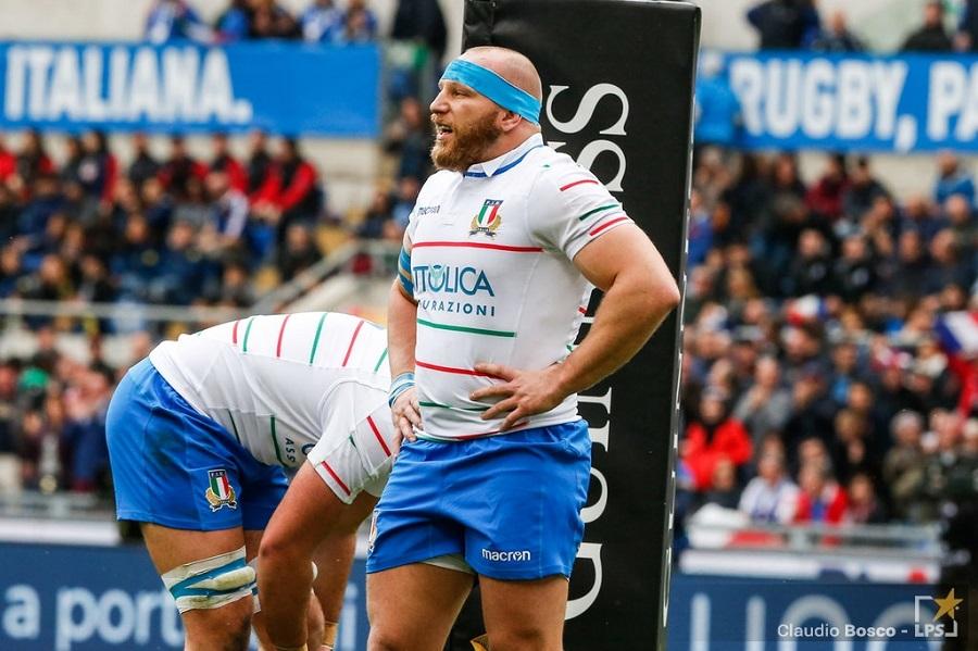 Rugby, Leonardo Ghiraldini annuncia l'addio al rugby internazionale