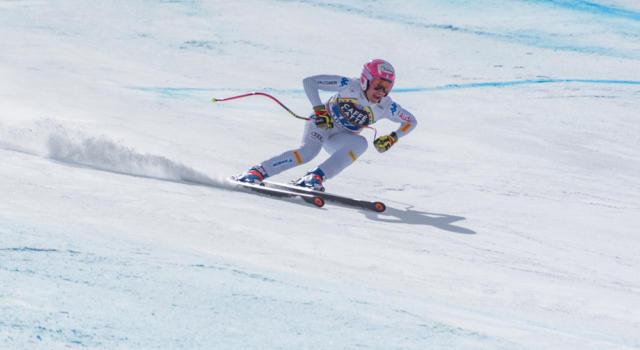 Sci alpino: Nadia Fanchini è diventata mamma del piccolo Alessandro