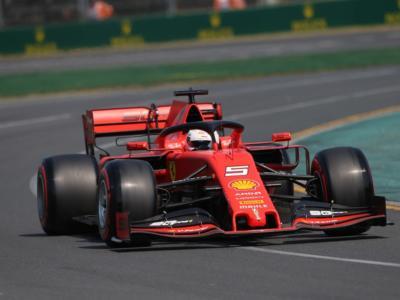 F1, GP Australia 2019: Sebastian Vettel abulico ed impalpabile. E Leclerc non lo attacca per ordini di scuderia