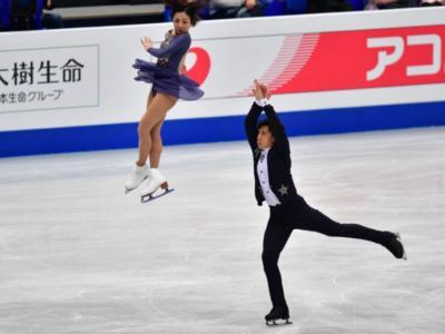 Pattinaggio artistico, Mondiali 2019: Sui-Han trionfano nelle coppie d'artistico, secondi Tarasova-Morozov. Ottava posizione per Della Monica-Guarise