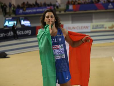 Atletica, Europei Indoor 2021: i convocati dell'Italia. Tamberi, Iapichino e Jacobs guidano 44 azzurri