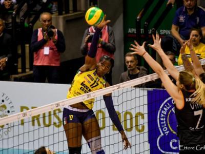 Volley femminile, Champions League 2019: Conegliano ospita il Fenerbahce nella semifinale di andata, Pantere a caccia di una nuova impresa