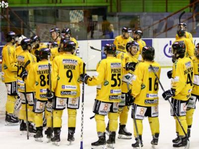 Hockey ghiaccio, Alps League 2019: pesante ko interno di Val Pusteria in gara-2 e la serie finale torna in parità