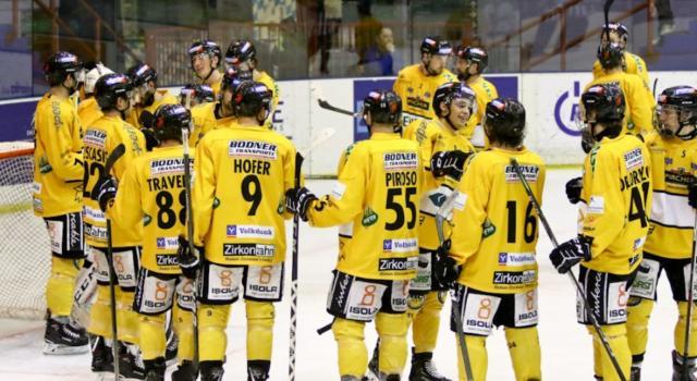 Hockey ghiaccio, saranno ancora sette le squadre italiane a partecipare alla Alps Hockey League