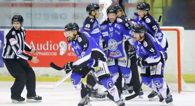 Hockey ghiaccio, Alps League 2020: vincono Gherdeina, Valpusteria e Vipiteno, Ritten si aggiudica il derby contro Fassa