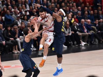 Basket, Eurolega 2019: Milano crolla contro il Fenerbahce. Playoff lontanissimi per l'Olimpia