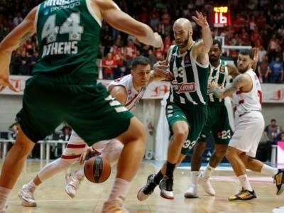 Basket, Eurolega: ASVEL-Panathinaikos non si giocherà per positività a Covid-19. Vittoria a tavolino per i greci?