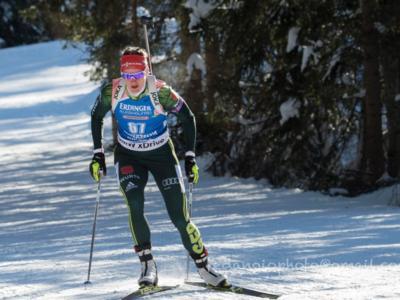VIDEO Denise Herrmann trionfa nella sprint di Nove Mesto, Dorothea Wierer è 24ma