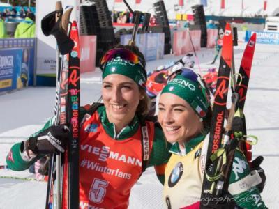 Biathlon: squadra Elite a Oberhof per allenarsi sulla neve del tunnel, juniores e giovani in ritiro a Forni Avoltri