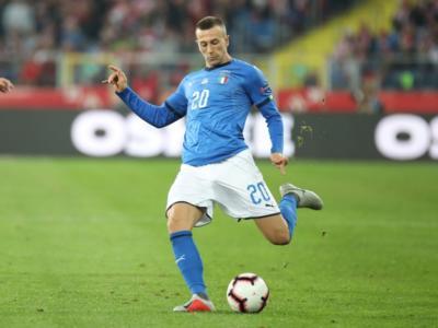 Calcio, Federico Bernardeschi lascia il ritiro dell'Italia per un risentimento muscolare