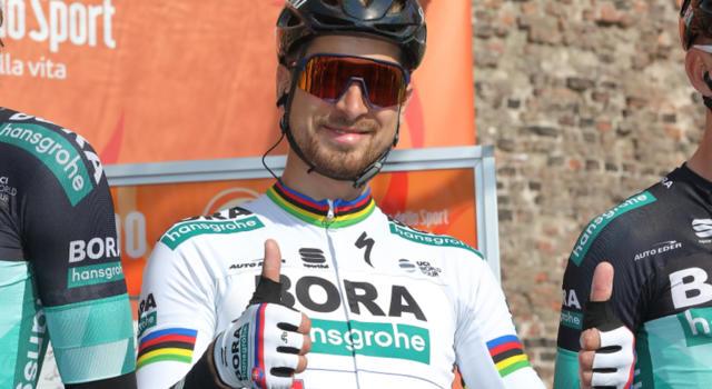 Giro d'Italia 2020, Peter Sagan pronto per il debutto! Il tre volte Campione del Mondo esordirà nella Corsa Rosa?