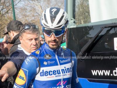 Ciclismo, Patrick Lefevere prova a trattenere Julian Alaphilippe nella Deceuninck-Quick Step con una prima offerta di rinnovo