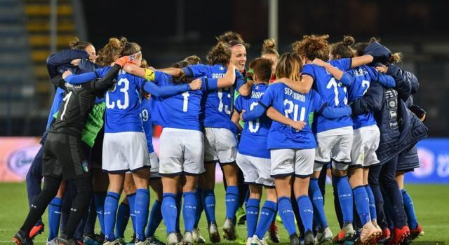 Italia-Irlanda calcio femminile, orario d'inizio e come vederla in tv e streaming