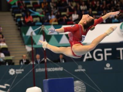 Ginnastica, Coppa del Mondo 2019-2020: Lara Mori vola a Cottbus per inseguire le Olimpiadi, caccia al podio al corpo libero